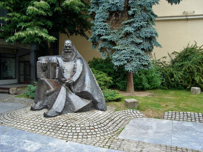 Spomenik Prota Mateja Nenadovic Valjevo