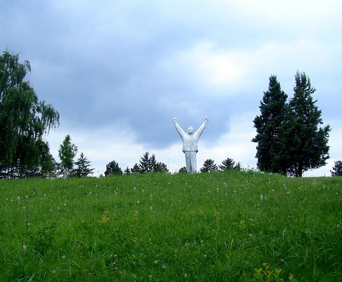 Spomenik Stevan Filipović Valjevo