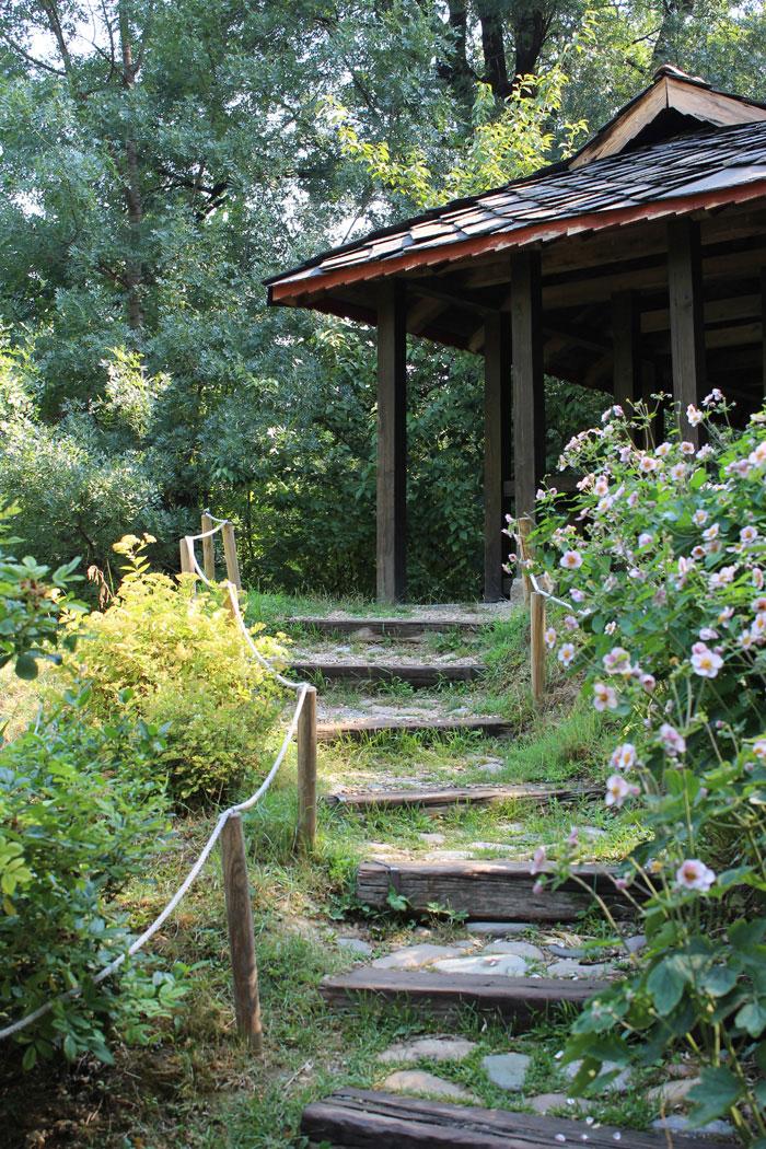 Japanski vrt Beograd