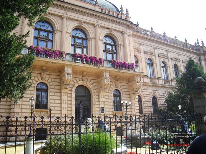 Patrijarsijski dvor u Sremskim Karlovcima