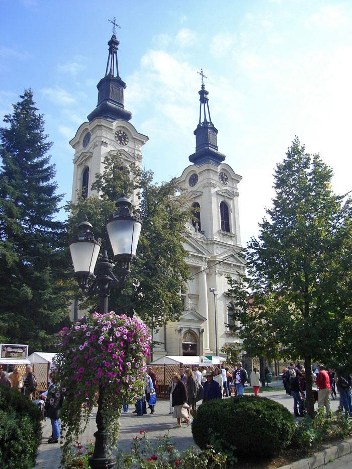 Saborna crkva Sv. Nikole Sremski Karlovci
