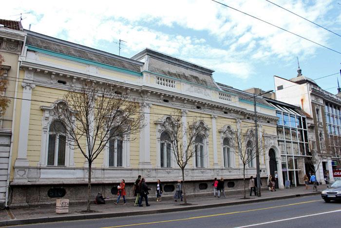Kuća kulture iz 1885. - Krsmanovićeva kuća