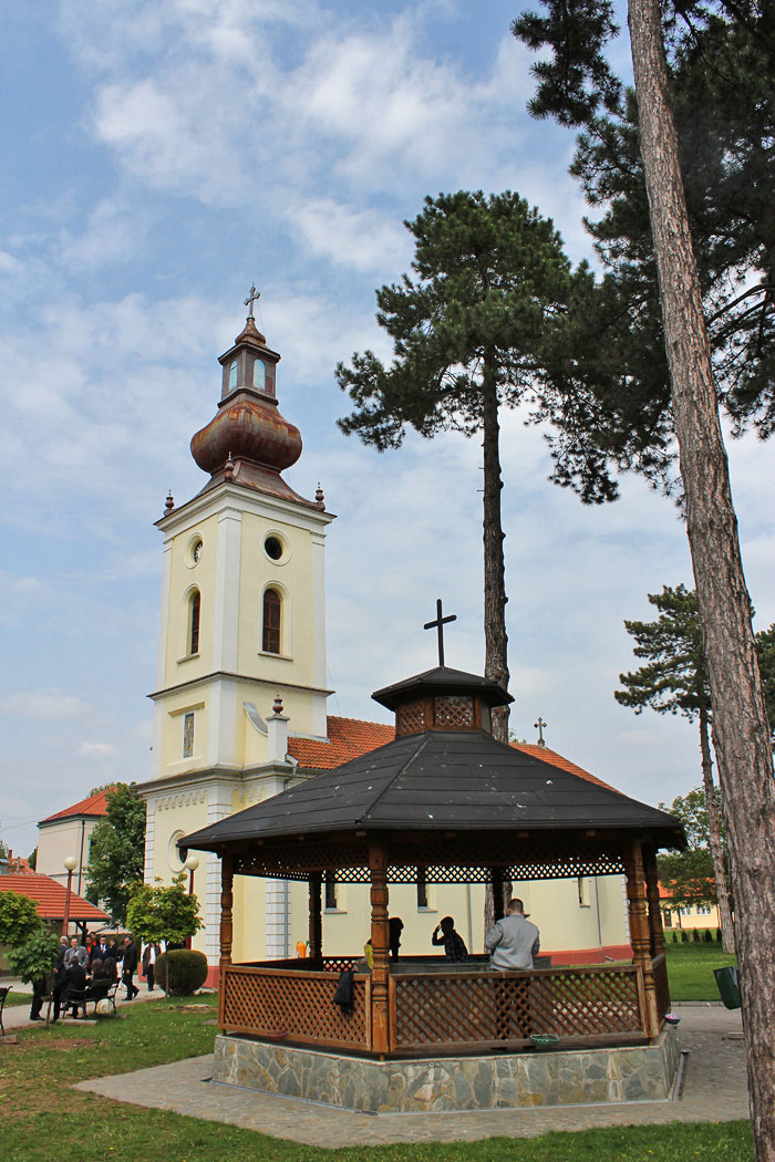 Crkva Sv. Nikole u Svilajncu