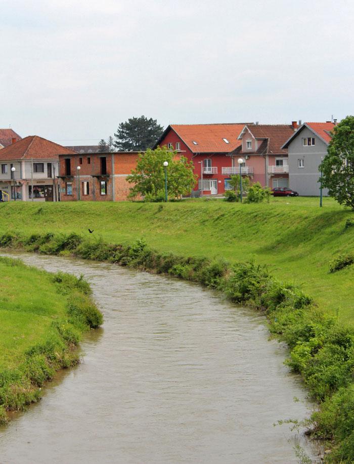Reka Resava u Svilajncu