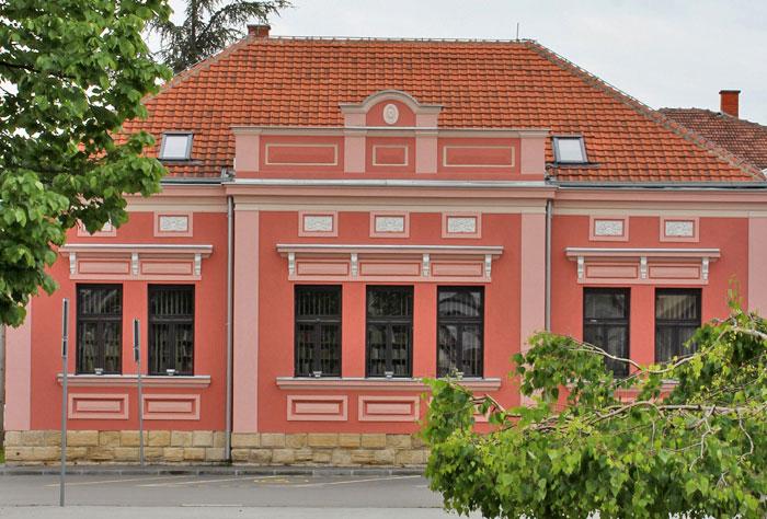 Resavska biblioteka u Svilajncu
